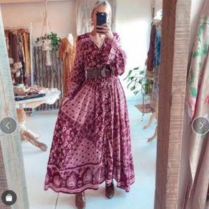 """""""The Taylor"""" Vintage Floral Dress"""